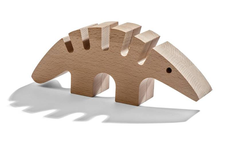 Cable Eater Wooden Stand