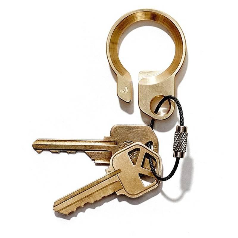 The Brass Key Ring