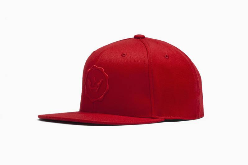 Highsnobiety Tonal Logo Snapback hat