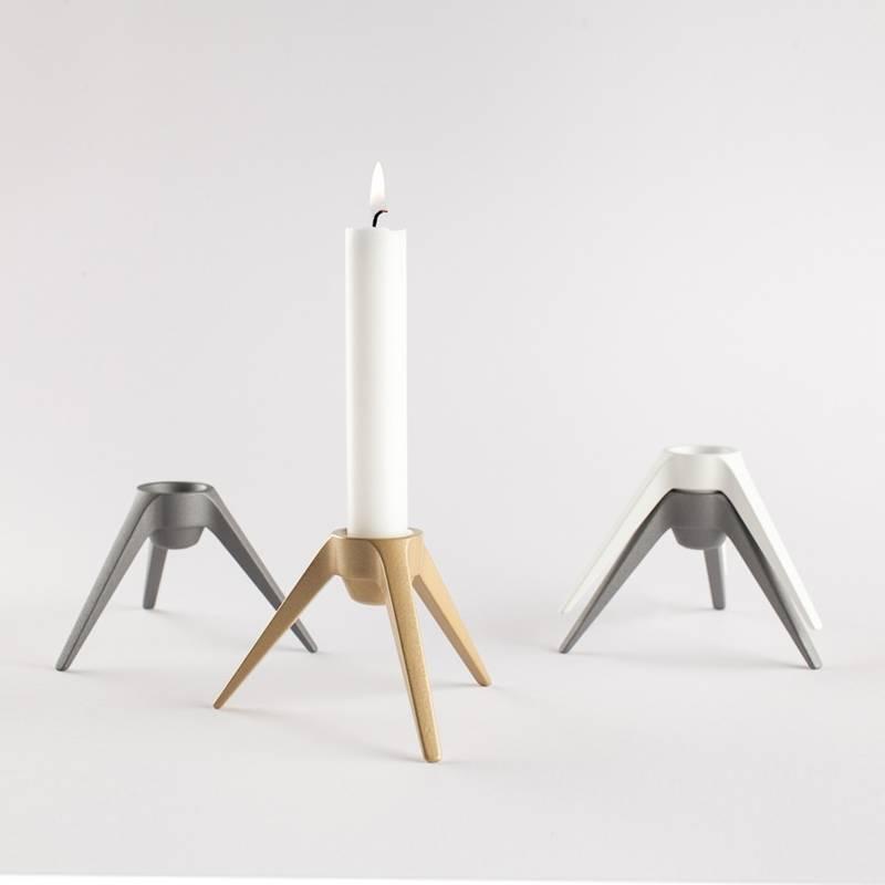 Satellite Candleholder
