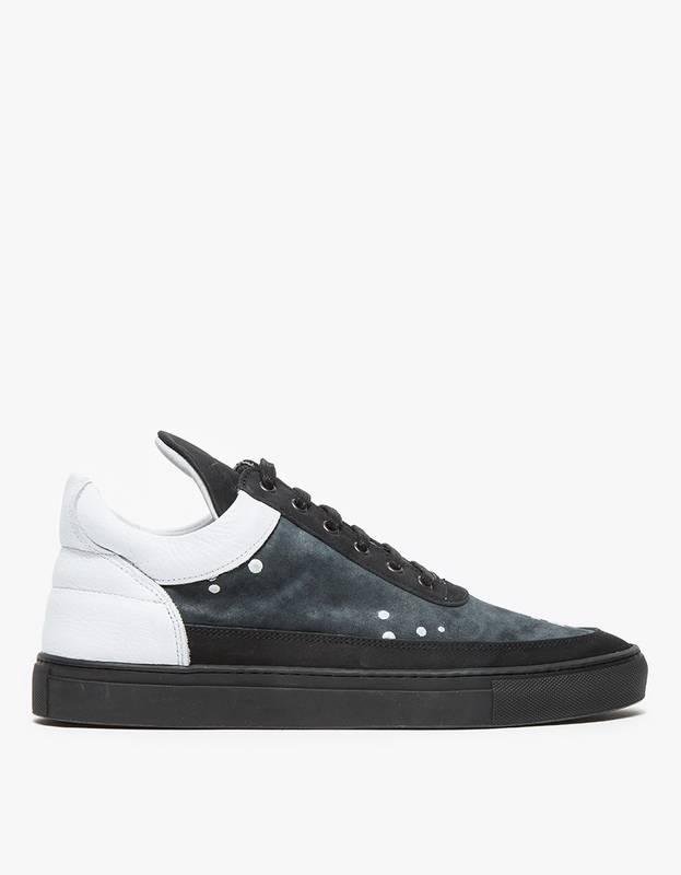 Low Top Speckle Shoes