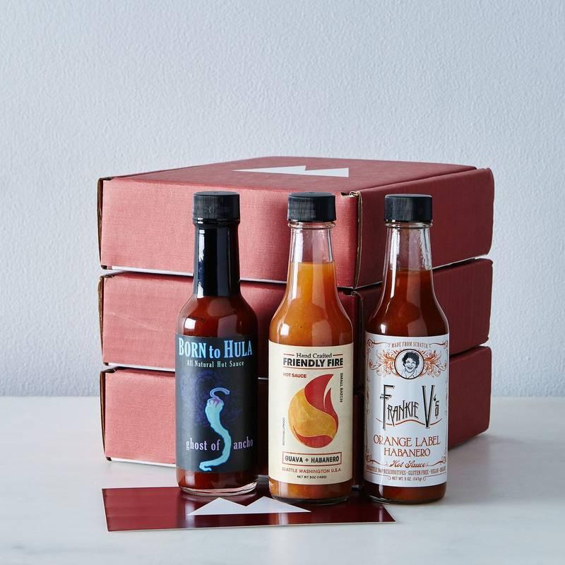 Small-Batch Quarterly Hot Sauce Subscription