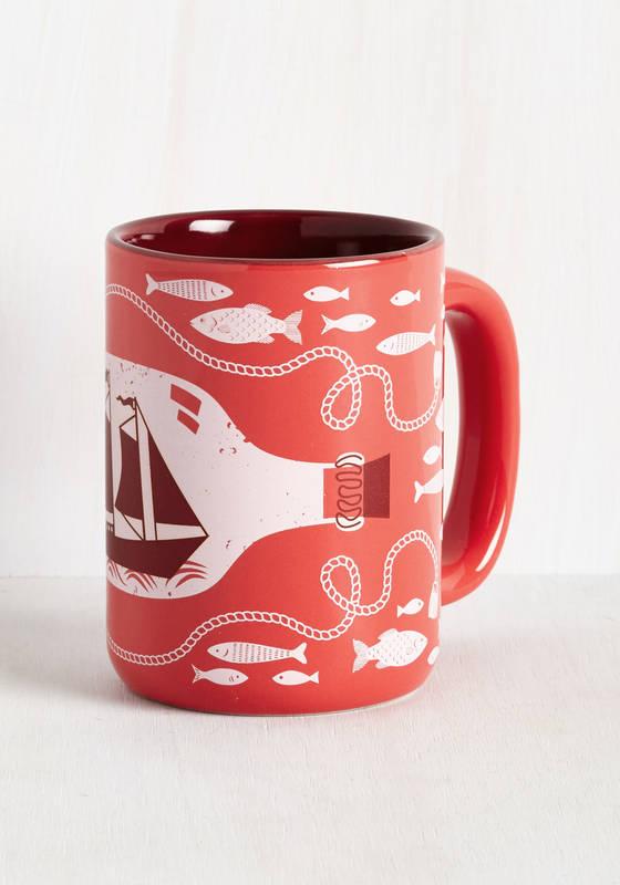 Pour Overboard Mug