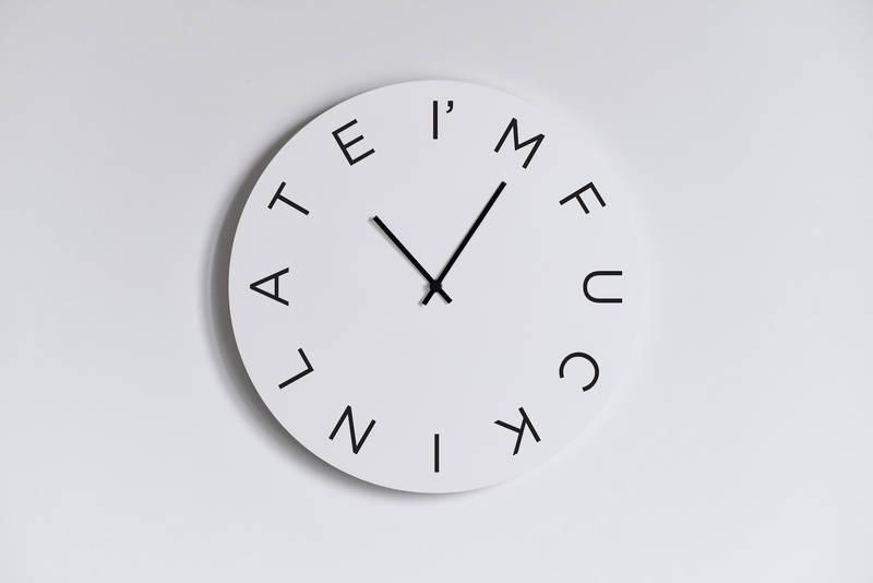 Moods Wall Clock