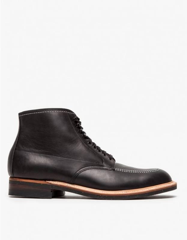 Alden / Black Indy Boot