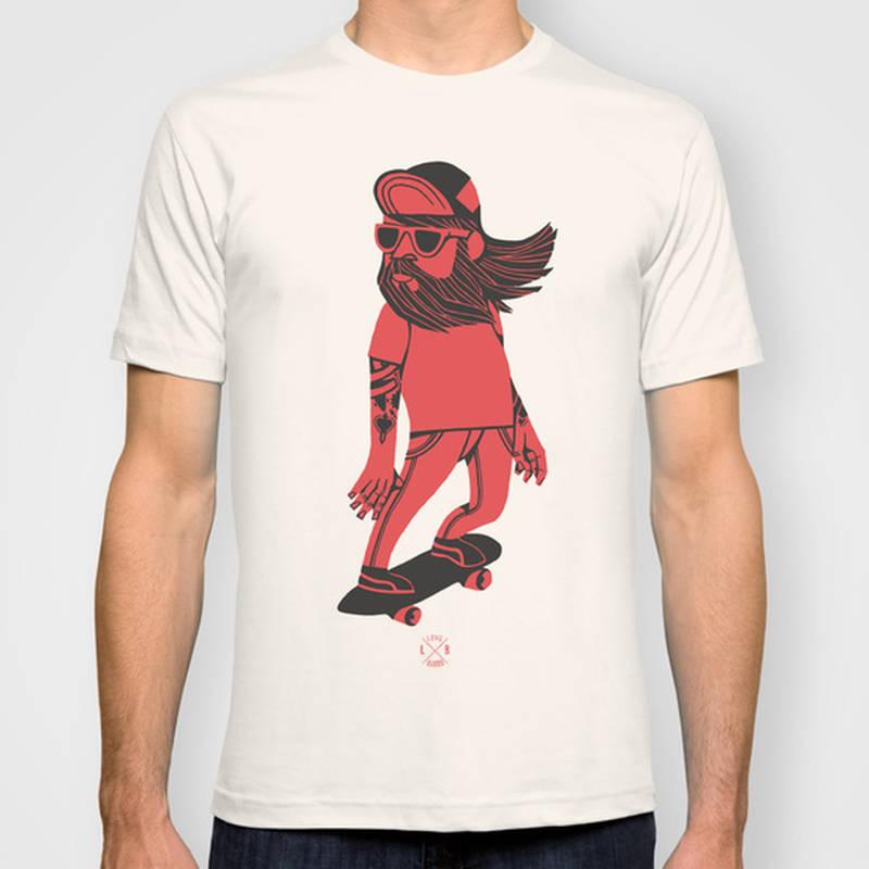 Longbearded T-shirt