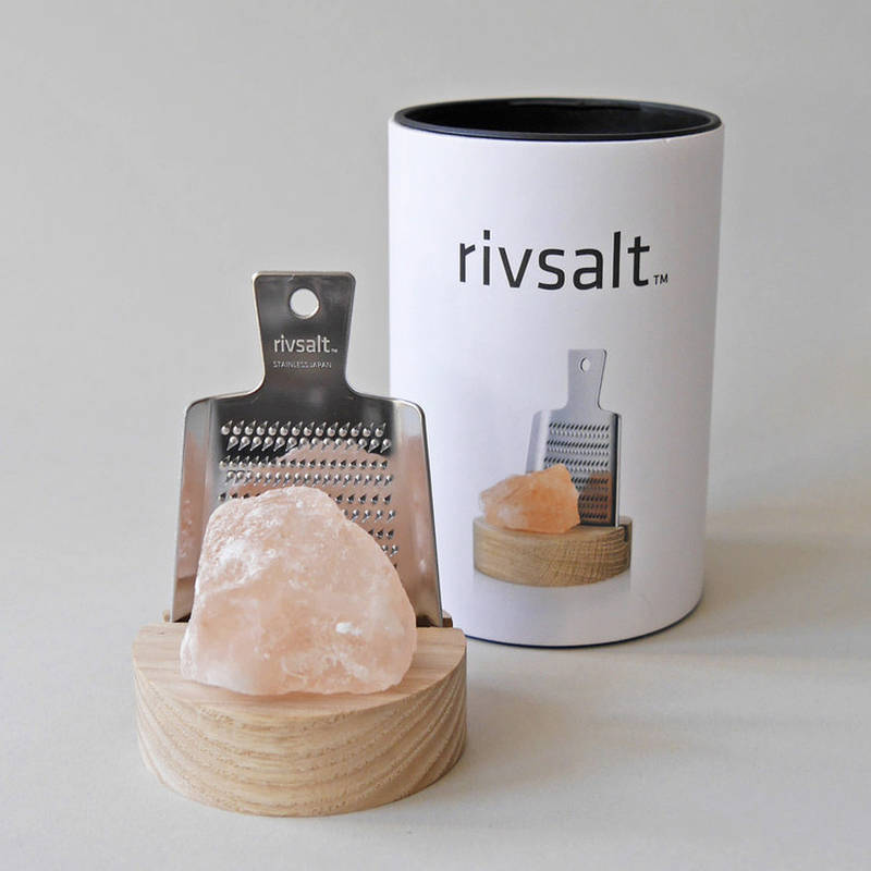 RIVSALT Salt Grater