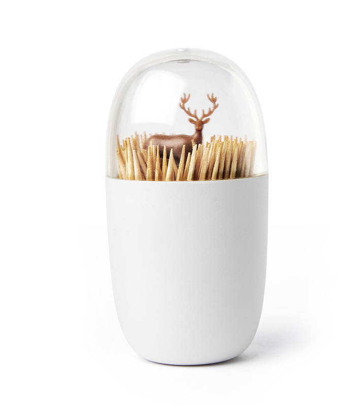 Deer Meadow Toothpick Holder