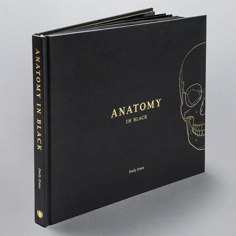 Anatomy in Black by Emily Evans