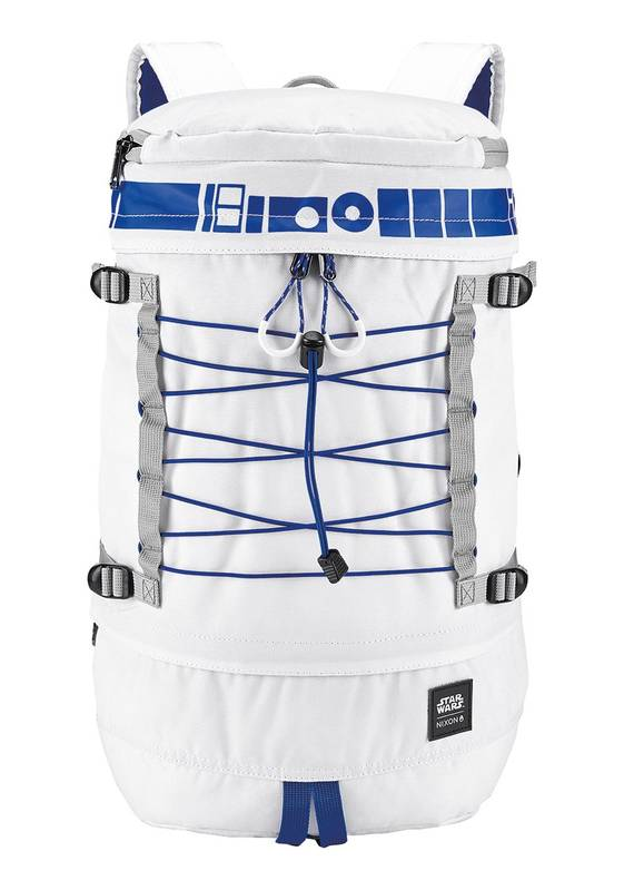 R2D2 Drum Backpack