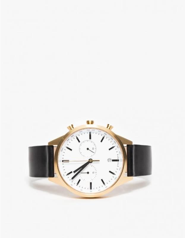 C41 PVD Gold Watch