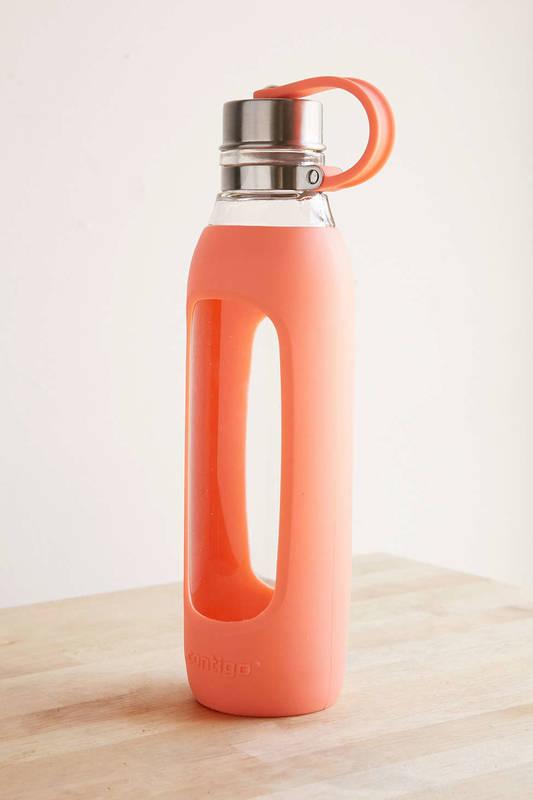 Contigo Purity Glass Water Bottle