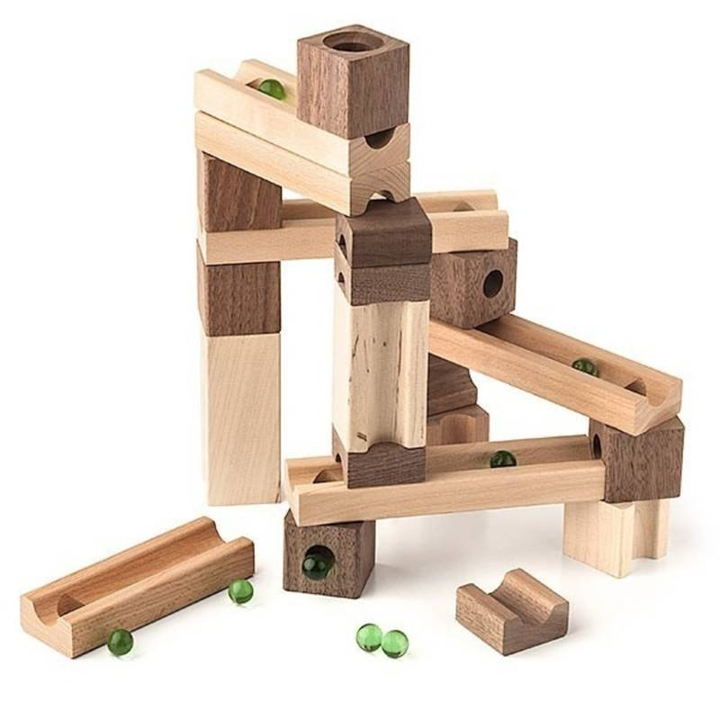 Blocks & Marbles Standard Set