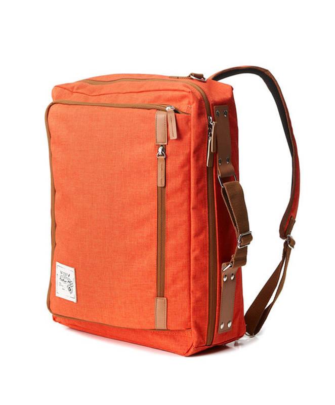 Mega Function Backpack (Orange)