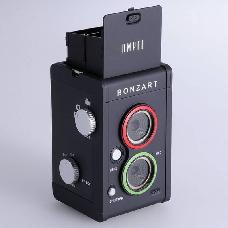 Bonzart Ampel Tilt-Shift Twin Lens Digital Camera