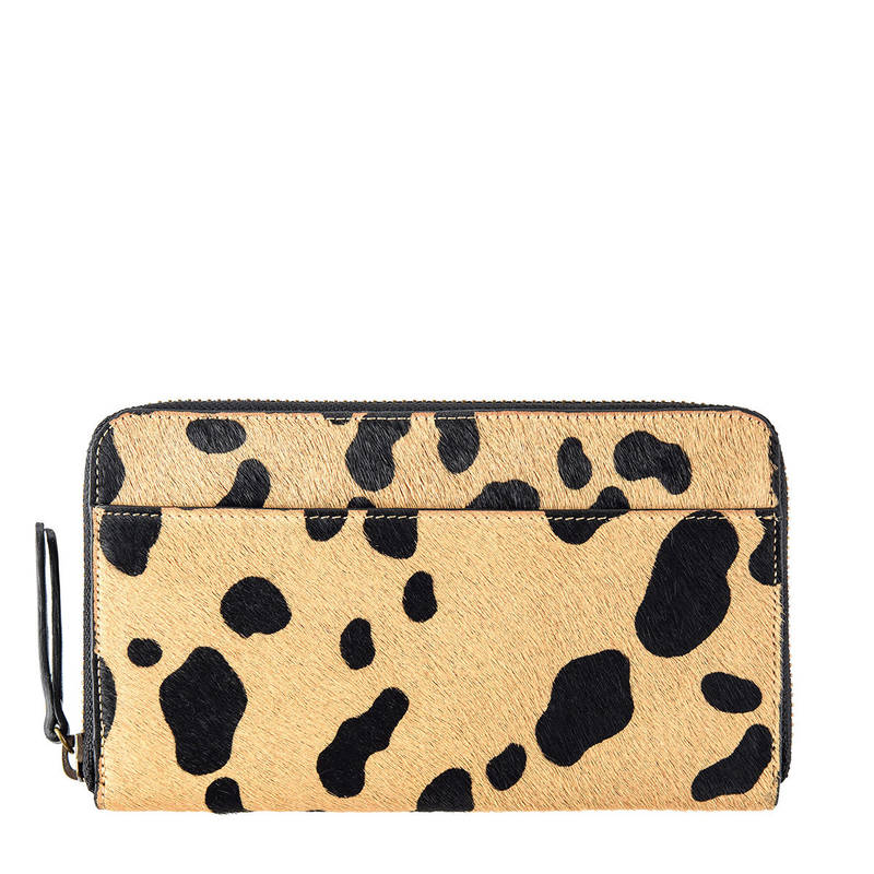 Deliah wild cat purse