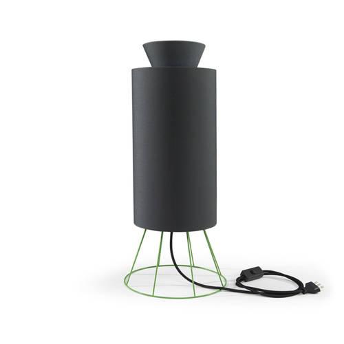 Italian Shaded Lamp