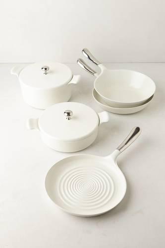 Ceramic - Coated Cookware Set