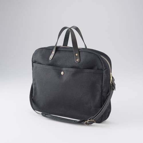 Canvas Commuter Bag