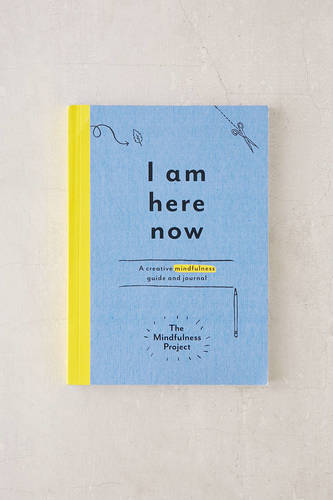 I Am Here Now Journal