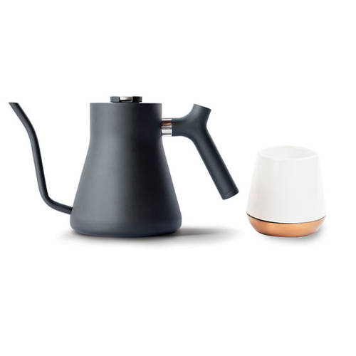 Stagg Pour-Over Kettle + Mug
