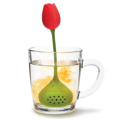 TULIP Tea Infuser by OTOTO