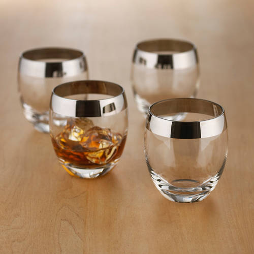 Mad Men Whiskey Glasses