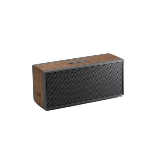 Portable Wireless Walnut Speaker