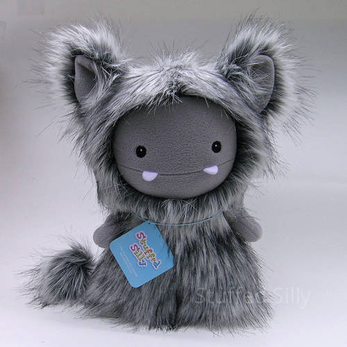 Frost Monster by Stuffed Silly