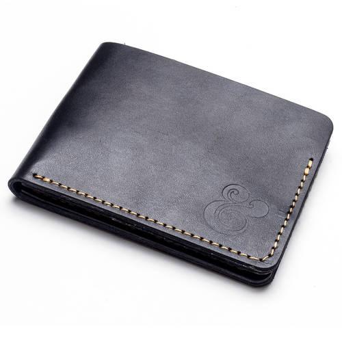 Cross Pocket Wallet Black