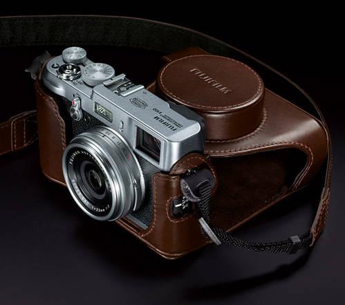 Fujifilm X100 Leather Camera Case