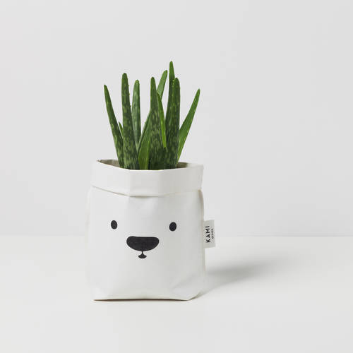 KAMI. little ice bear bag