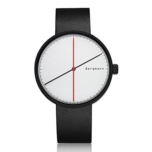 Bergmann Red Dot Watch