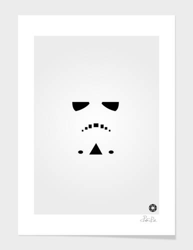 Trooper - Numbered Edition Fine Art Print