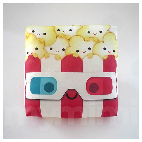 Decorative Popcorn Pillow