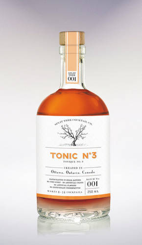 Tonic No. 3 -  tonic syrup for bartenders