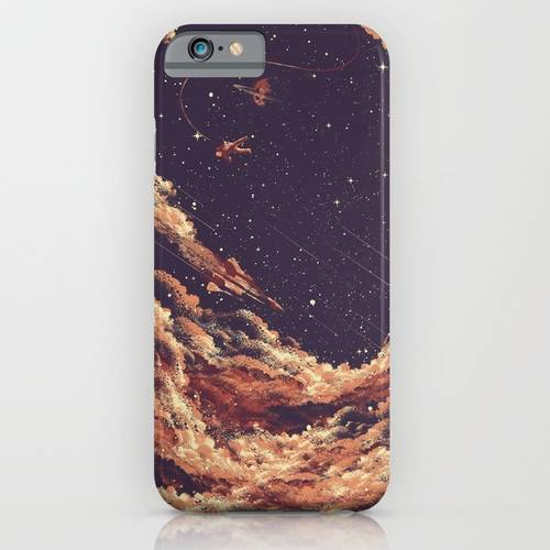 Cosmic Smoke iPhone Case