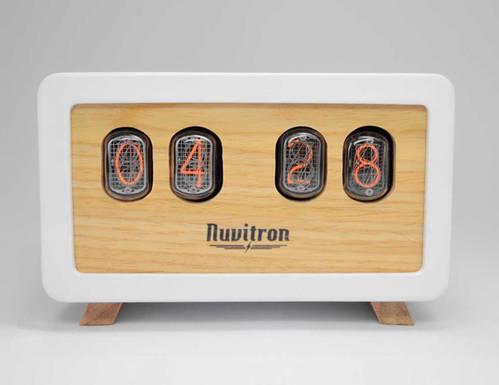 The Postmodern Nixie Clock