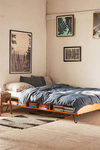 Border Storage Bed