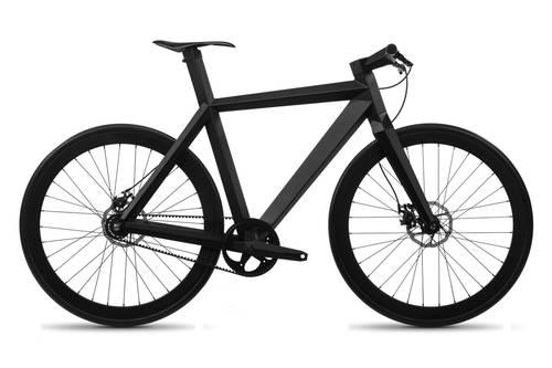 Black Edition Urban Stealth Bike