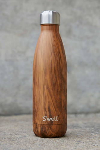 Swell Teakwood Water Bottle