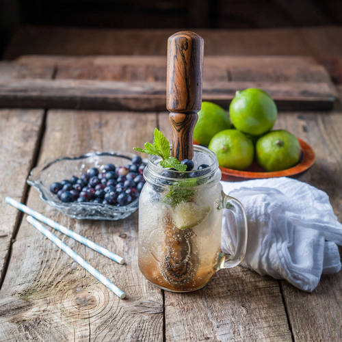 Old Fashioned Cocktail Muddler