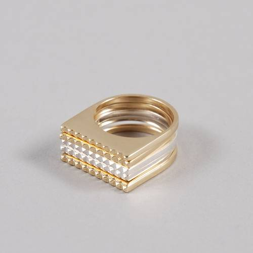 Gabriela Artigas DuPoint Rings - Yellow Gold