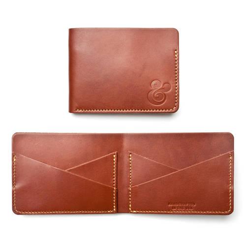 Cross Pocket Leather wallet