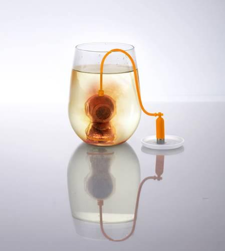 Deep Tea Diver Tea infuser