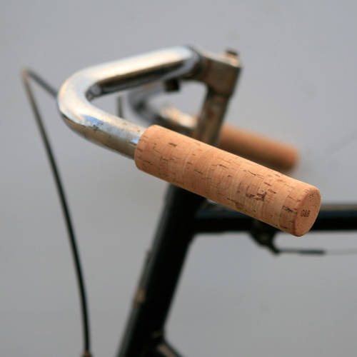Cork Bike Grips