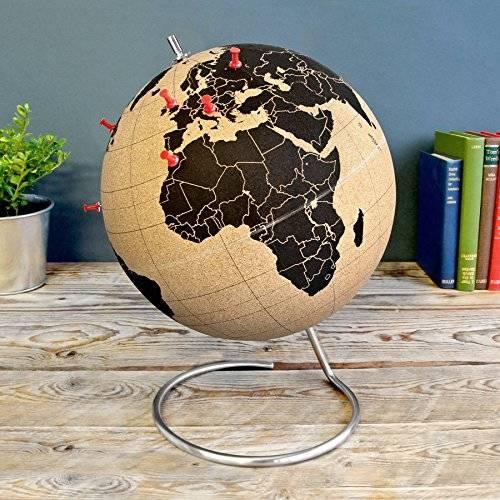 Cork World Globe