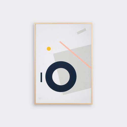 Flotsam Minimalist Art Print