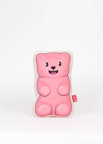 Pink Bear Cushion