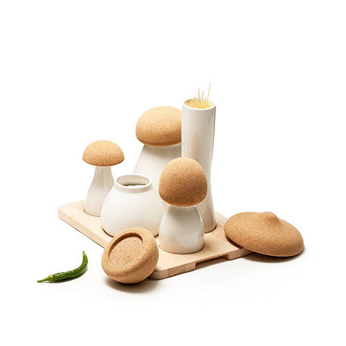 Albe - Kitchen Containers Set